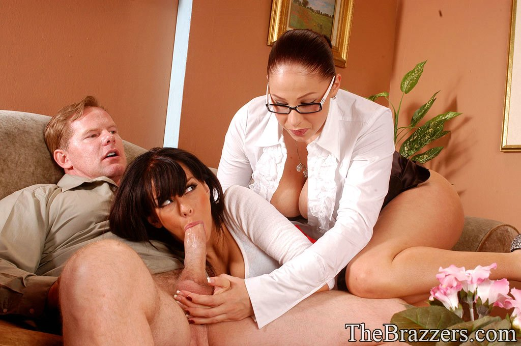 SexPro Adventures Gianna Michaels and Paulina